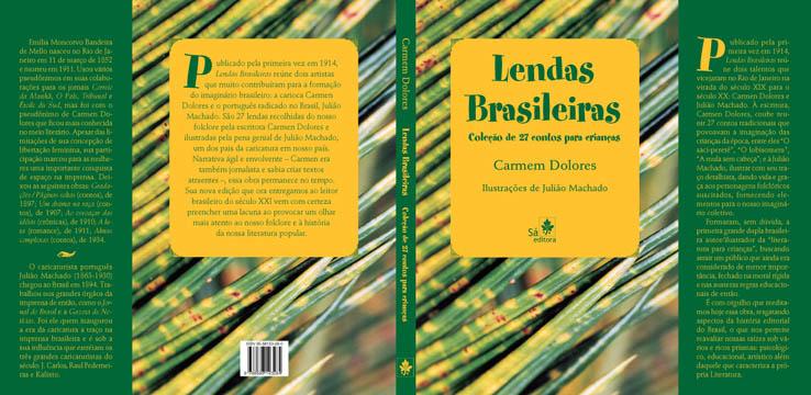 Lendas Brasileiras – Coleção de 27 contos para crianças » Carmem ...